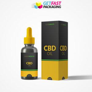 Custom Printed CBD Boxes