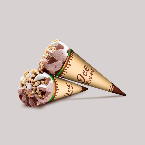 Custom Printed Cone Sleeve