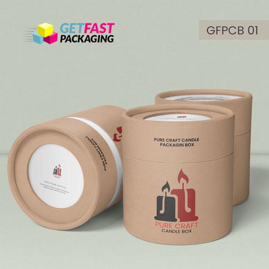 Wholesale Custom Candle Boxes