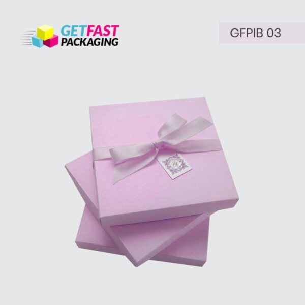 Custom Invitation Packaging Boxes Wholesale