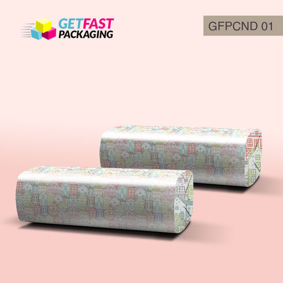 Custom Candy Packaging Boxes Wholesale