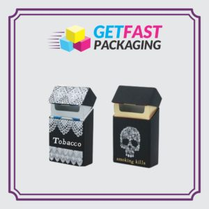 Custom Printed Cigarette Boxes