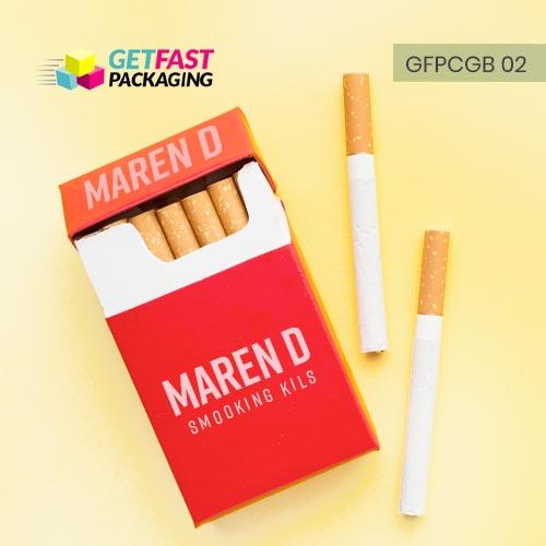 Wholesale Custom Cigarette Boxes