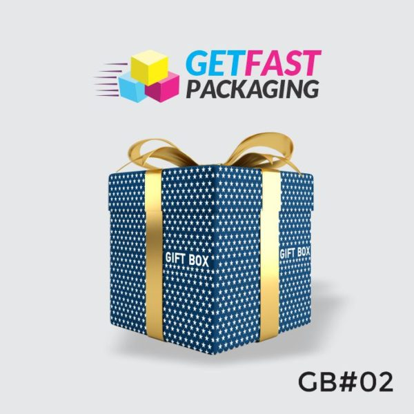 Custom Birthday Gift Boxes