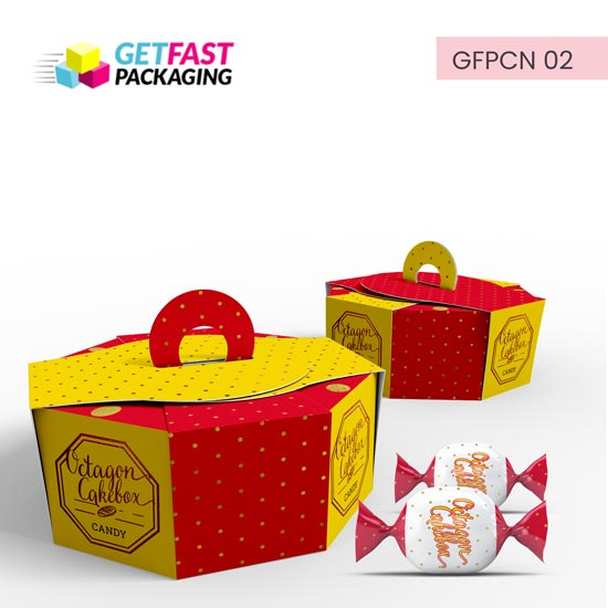 Custom Printed Candy Boxes Wholesale