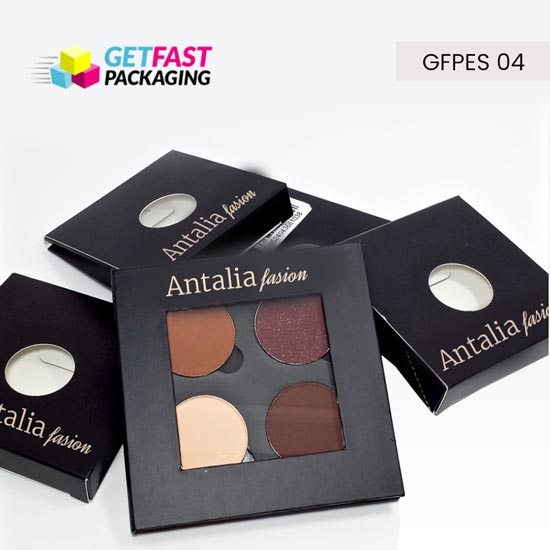 Custom Eyeshadow Boxes Wholesale