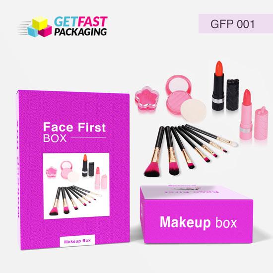Custom Makeup Boxes Wholesale