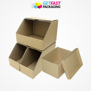 Custom Bin Boxes Wholesale