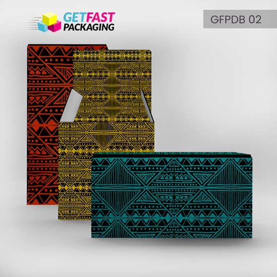 wholesale custom decorative packaging boxes