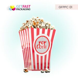 Custom Popcorn Boxes Wholesale