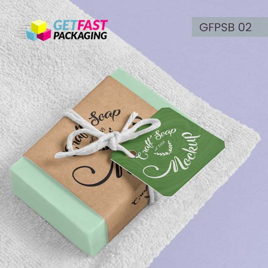 Custom Handmade Soap Packaging Boxes